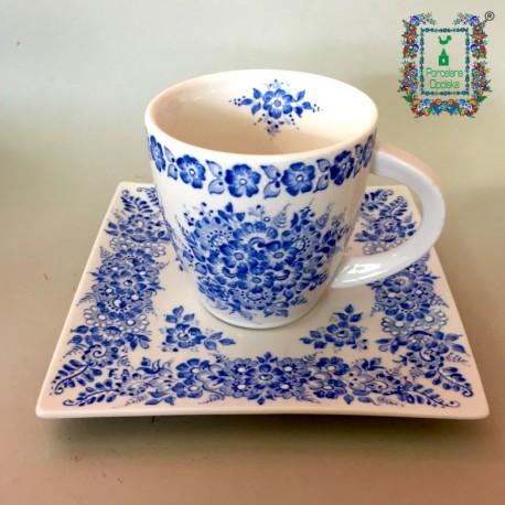 Filiżanka porcelannowa