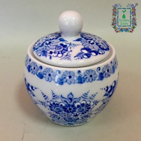 Cukiernica porcelanowa z lini niebieskiej