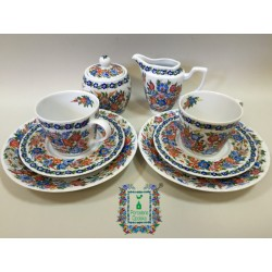 Zestaw kawowy Porcelana Opolska
