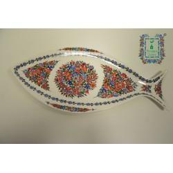 Półmisek porcelanowy Ryba