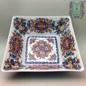 Porcelanowa misa kwadratowa