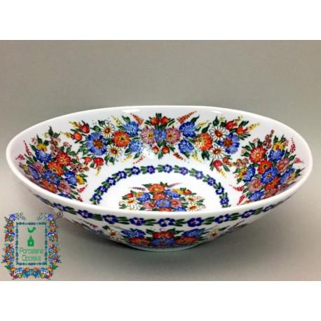 Misa owalna porcelanowa